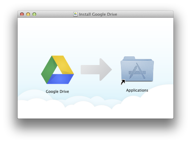 MacBook - Google Drive