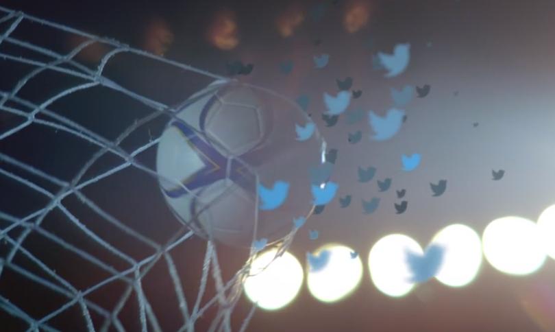 Coppa del Mondo su Twitter