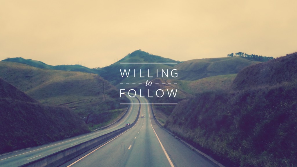 WillingToFollow